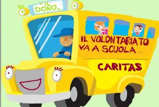 A Voghera la scuola avrà anche l'ora di Volontariato, curata dalla Caritas
