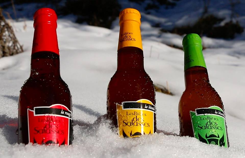 Bieres des Salasses