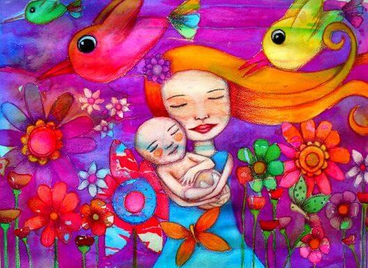 La maternità è una cosa contagiosa