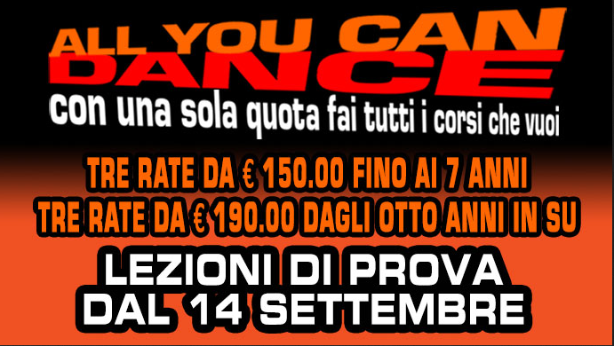 Idea Danza Alla U Can Dance