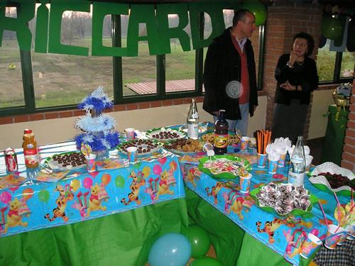 Pavia feste di compleanno feste a tema baby parking for Addobbi per feste in piscina