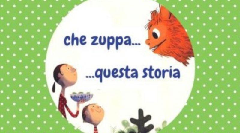 Che zuppa...questa storia - Evento alla biblioteca ragazzi Pavia