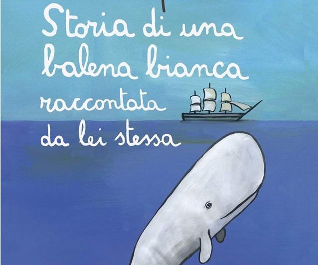 """""""Storia di una balena bianca raccontata da lei stessa"""" (Luis Sepùlveda, Guanda)"""