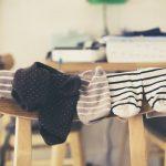 Il riconoscimento dei calzini