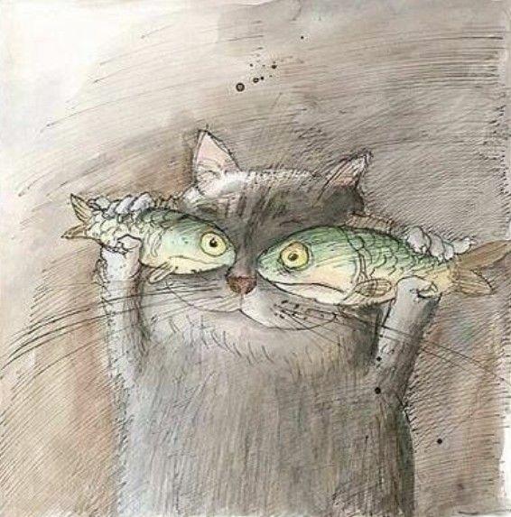 Chi fa il duro è un pesce lesso