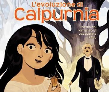 L'EVOLUZIONE DI CALPURNIA – Il romanzo a fumetti dall'omonima opera per ragazzi di Jacqueline Kelly